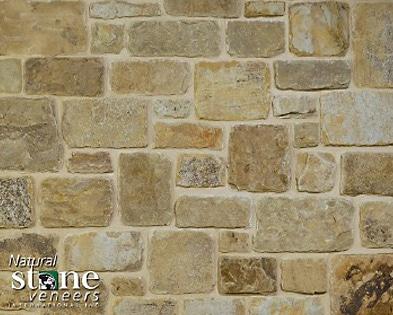 Camelback stone wall